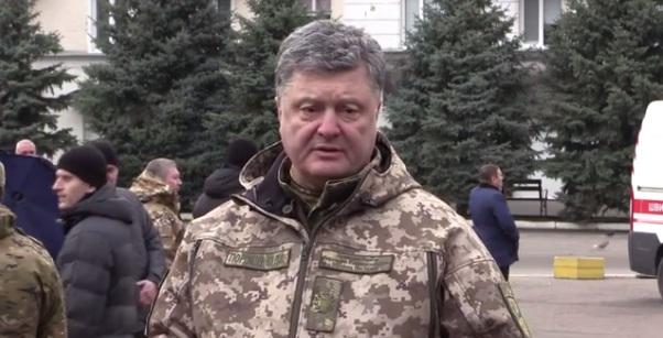 Порошенко рассказал, как Ахметов может возглавить Донбасс (видео)