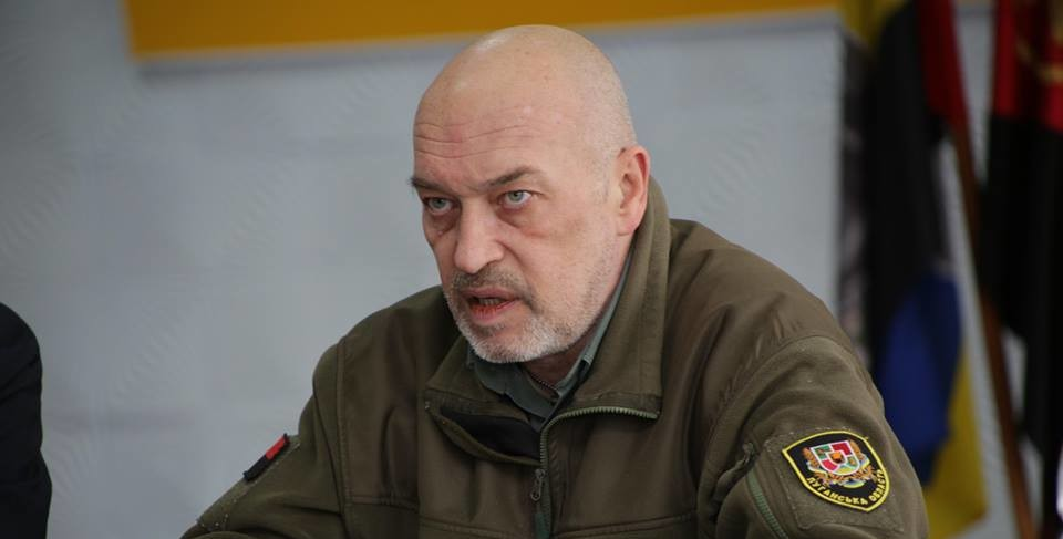 Экс-губернатор Луганщины заявил, что полной блокады торговли «ЛНР-ДНР» не было