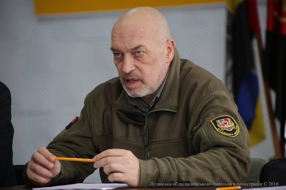 Тука пообещал закрыть пункты пропуска, если боевики не прекратят обстрелы