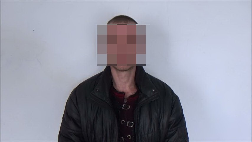 На Луганщине задержали боевика, разочаровавшегося в идеях «русского мира» (фото)