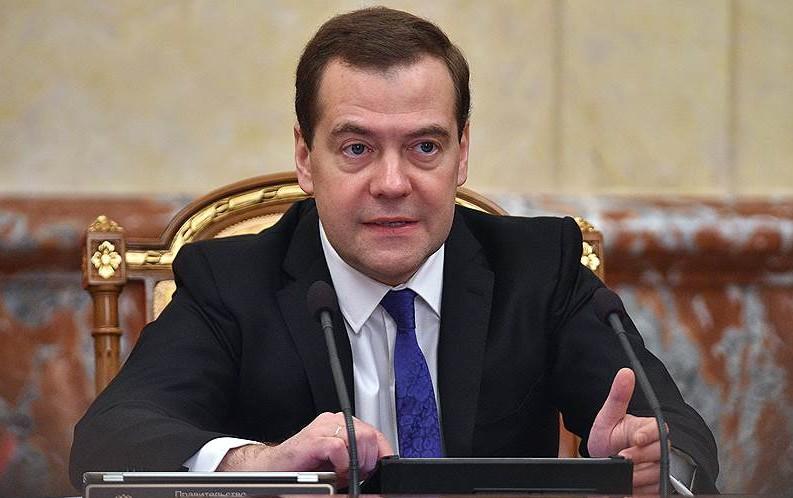 Премьер-министр России заявил, что в Украине нет ни государства, ни промышленности