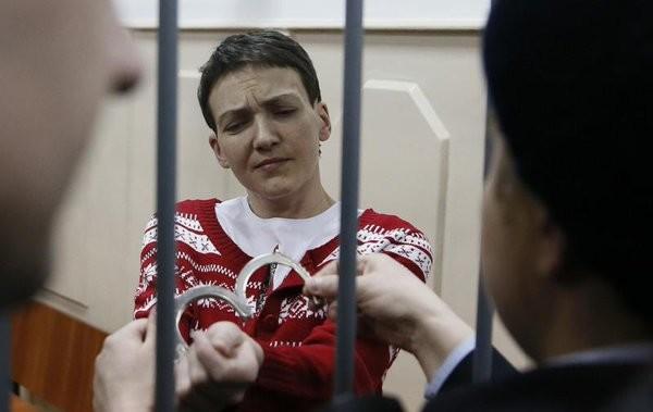 Россия назвала условия выдачи Надежды Савченко в Украину