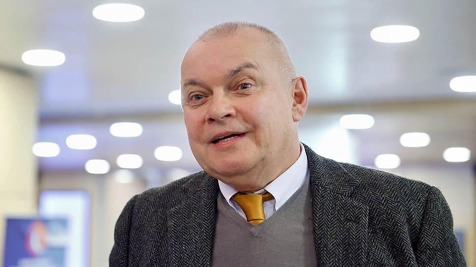 Пропагандист Киселев рассказал, как его племянник воевал на Донбассе (видео)