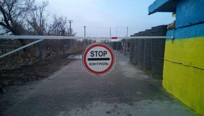 На Луганщине к Пасхе могут открыть пункты пропуска