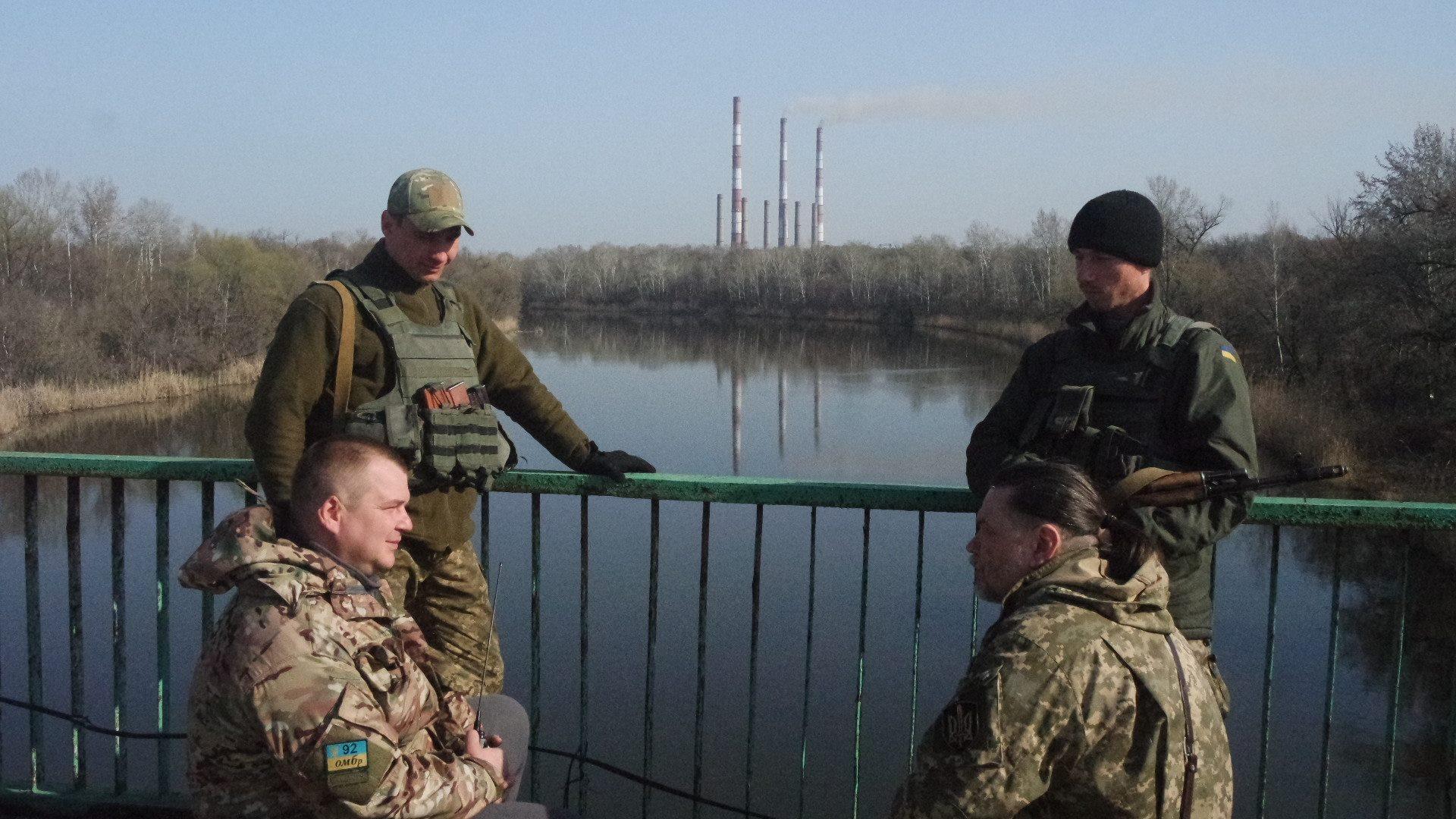 Для военных на Луганщине главные источники правдивой информации — Радио и Интернет