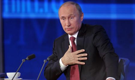 «Прямую линию» с Путиным отрепетировали: провели жесткий отбор и инструктаж