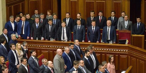 Верховная Рада утвердила новый состав Кабмина (список)