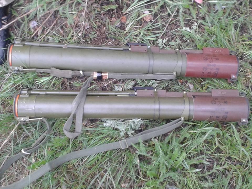 Курьезы Донбасса: полиция искала корову, а нашла гранатометы (фото)