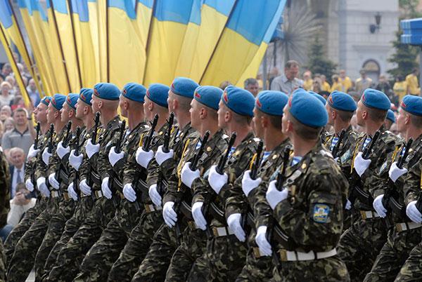 Весной в армию Украины призовут более 16 тысяч человек