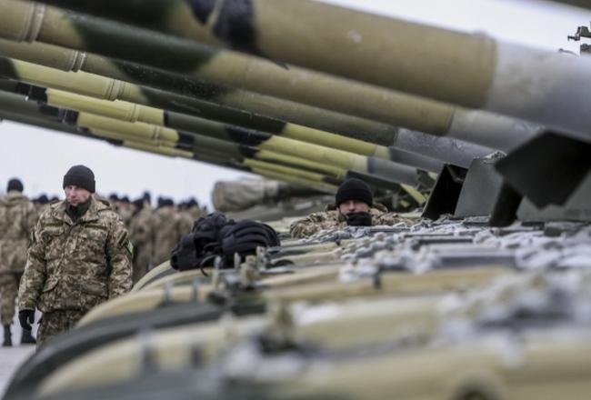 Армия Украины одна из самых бедных в Европе
