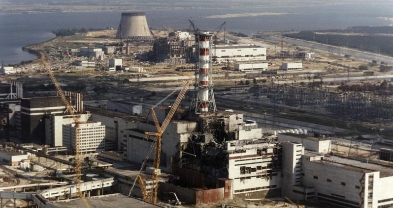 Сегодня в Украине исполняется 30 лет со дня Чернобыльской катастрофы