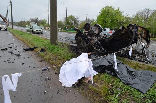 Кто обстрелял блокпост Еленовка в Донецкой области? (фото)
