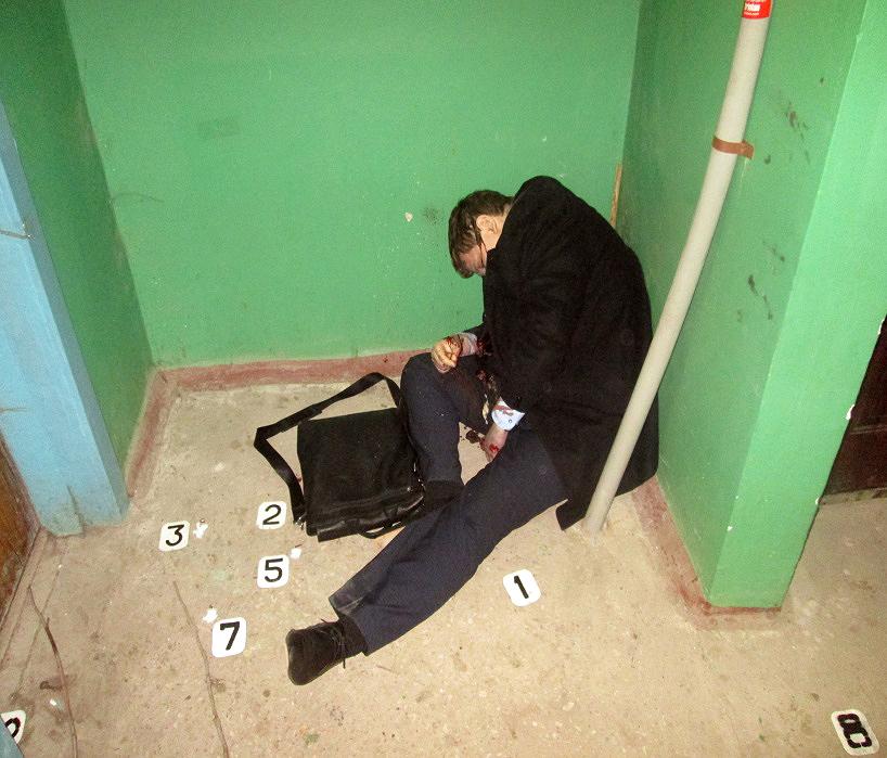 Каргаев Дмитрий убитый