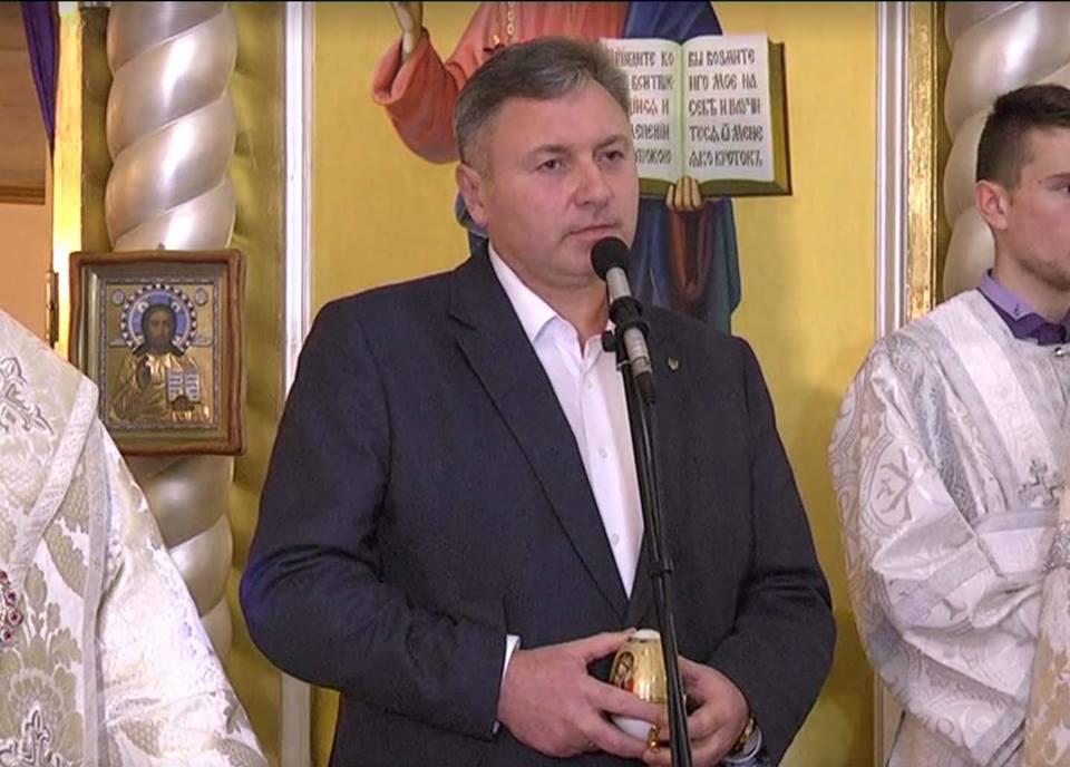 Новый губернатор Луганщины Юрий Гарбуз уверен, что в области вскоре наступит мир