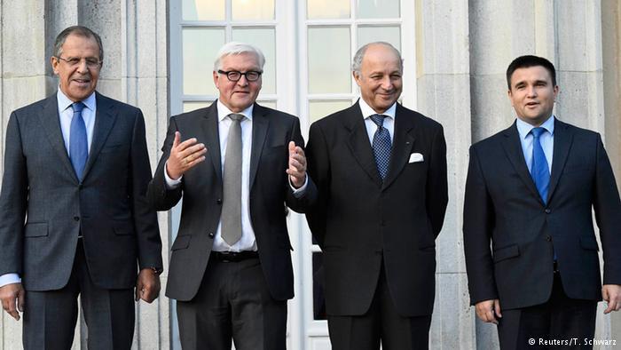 В Берлине главы МИД «нормандской четверки» попытаются вывести Минск-2 из тупика
