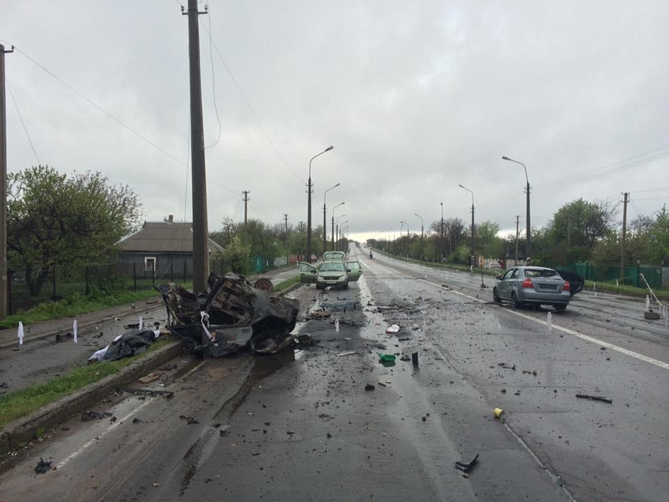 Трагедия в Еленовке Донецкой области: обстрел или изощренная инсценировка?