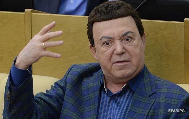 Кобзон не сможет поехать в Украину на Евровидение-2017, мешают санкции