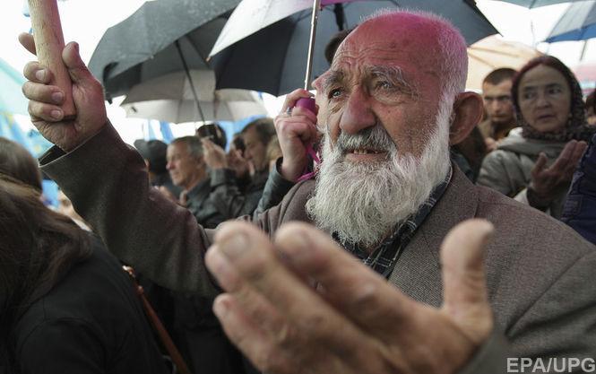Сегодня в Украине День памяти жертв депортации крымских татар