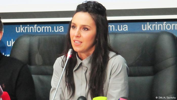 Джамала: На «Евровидении» — мы забыли о политике и о вражде