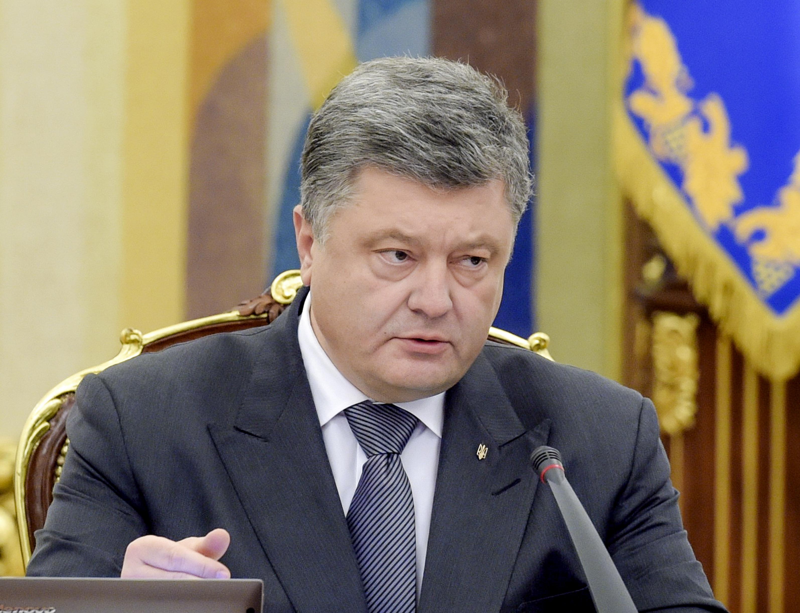 В Украине начинается перестройка сектора обороны и безопасности для вступления в НАТО — Порошенко