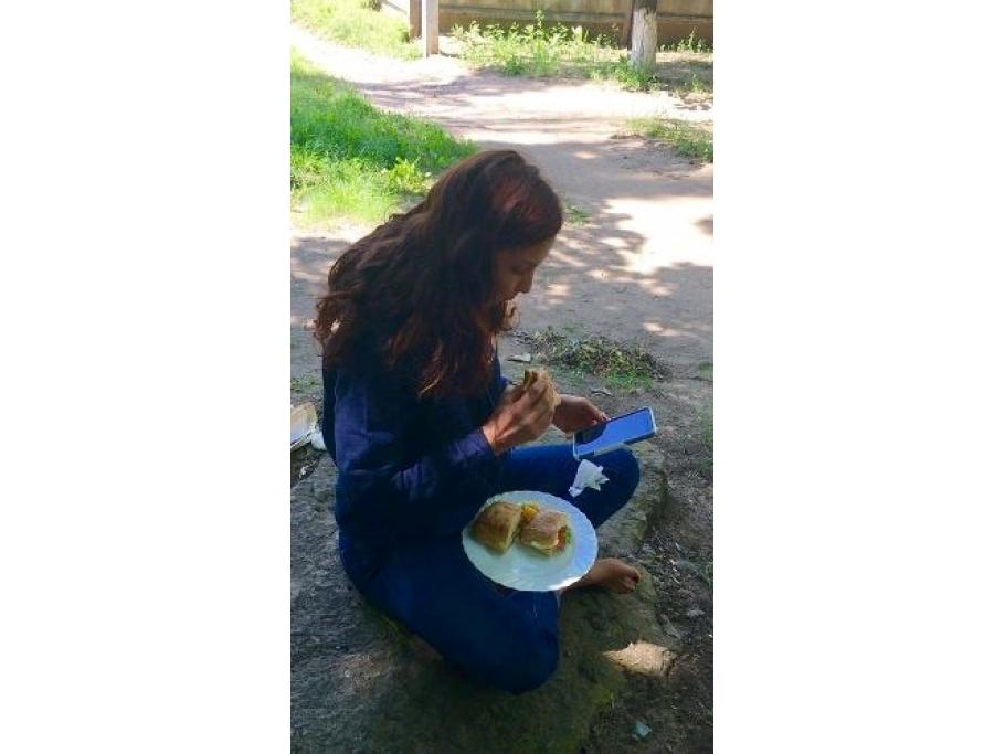 Краматорск посетила звезда Голливуда Эшли Джадд (фото)