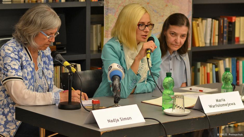 Мария Варфоломеева собирается написать книгу о пережитом