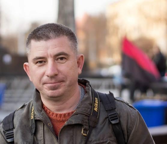 Алексей Бритюк и его живая история