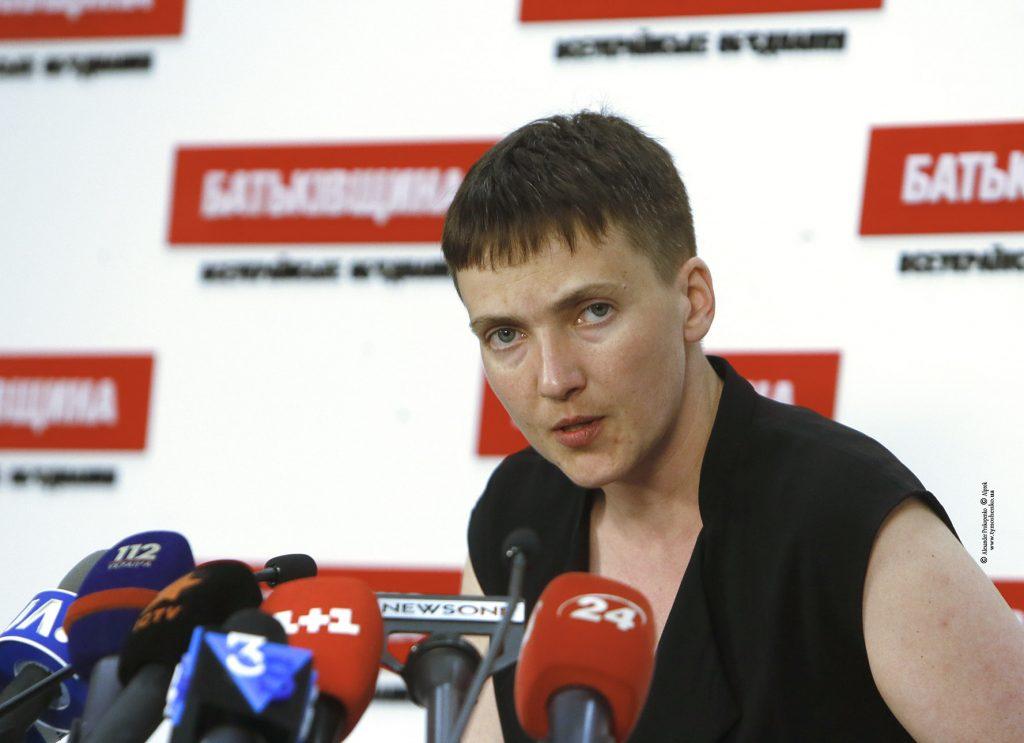 В «ЛНР» заявили о готовности к переговорам с Савченко