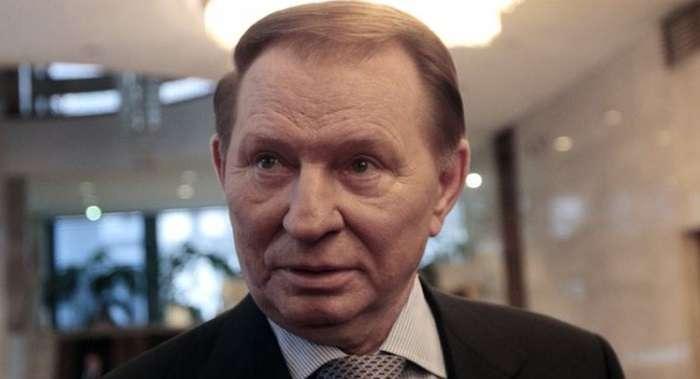 Кучма о переговорах в Минске: «Россия ставит телегу впереди лошадей»