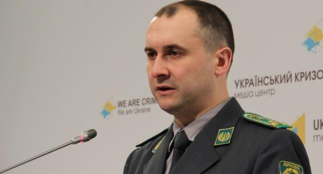 Пограничникам на Донбассе нужно больше контрольно-пропускных пунктов