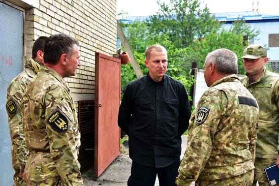 В Донецкой области на въезде в Марьинку появится новый пункт пропуска