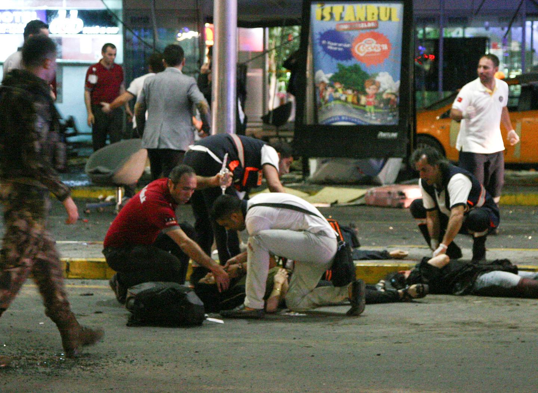 В результате теракта в аэропорту Стамбула погибла украинка — СМИ