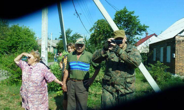 Нападение на наблюдателей ОБСЕ в Горловке было постановочным спектаклем — Хуг