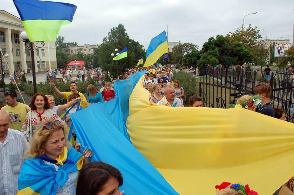 День города рубежное 2016 г