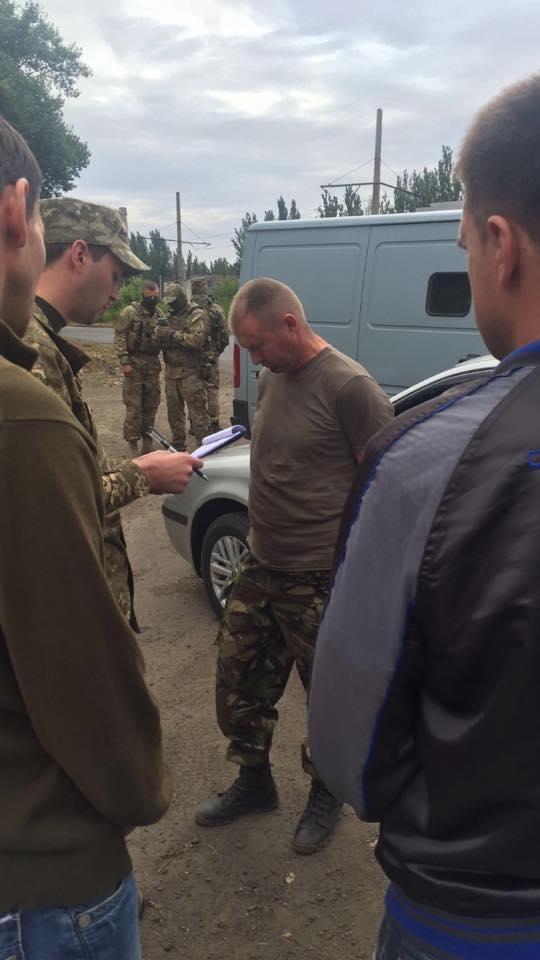 В зоне АТО задержан замкомандира 53 бригады за сбыт боеприпасов (обновлено)