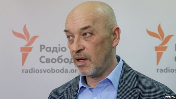 Тука рассказал о возвращении Донбасса военно-политическим путем