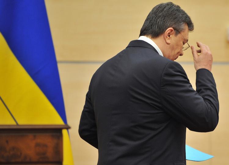 Януковича допросят в России по делу об авторском праве — адвокат