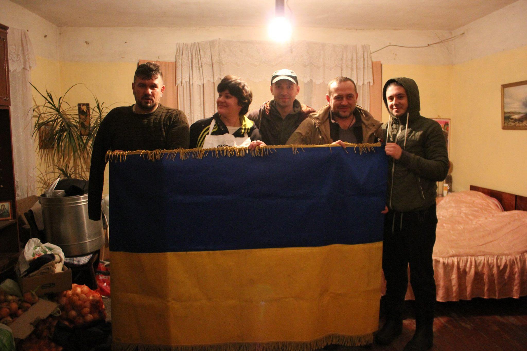 Кононова Фото из ФБ Руслана Горового