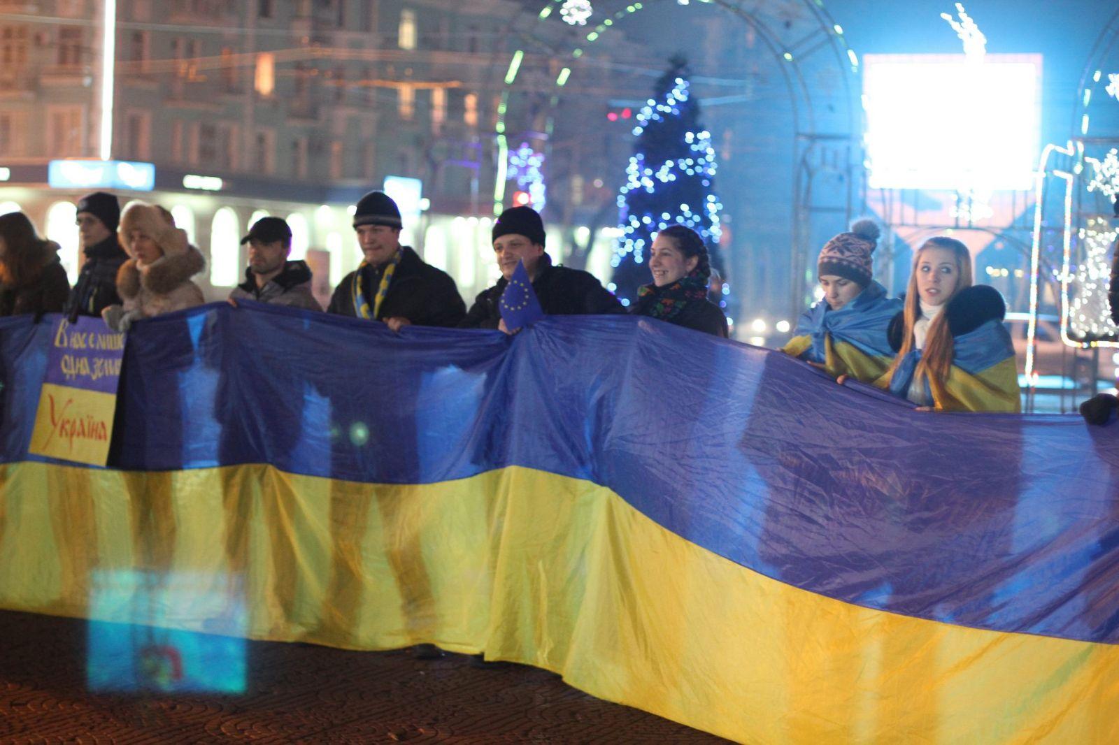 Флаг Украины. Истории спасения