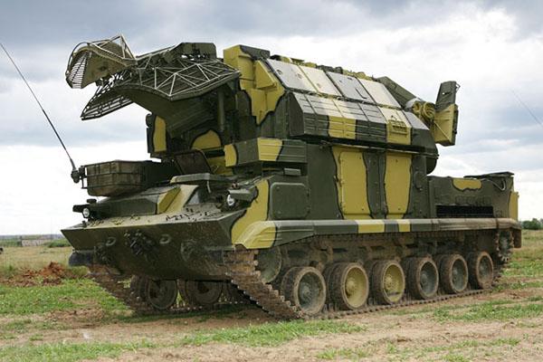 Москва отправила на Донбасс мощный зенитно-ракетный дивизион