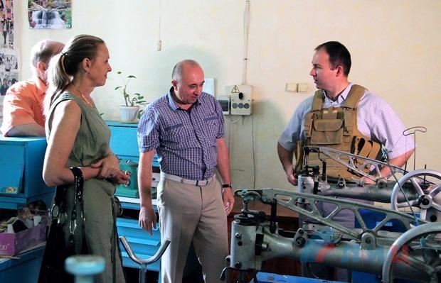 Протезный завод Луганска будет делать амуницию для боевиков