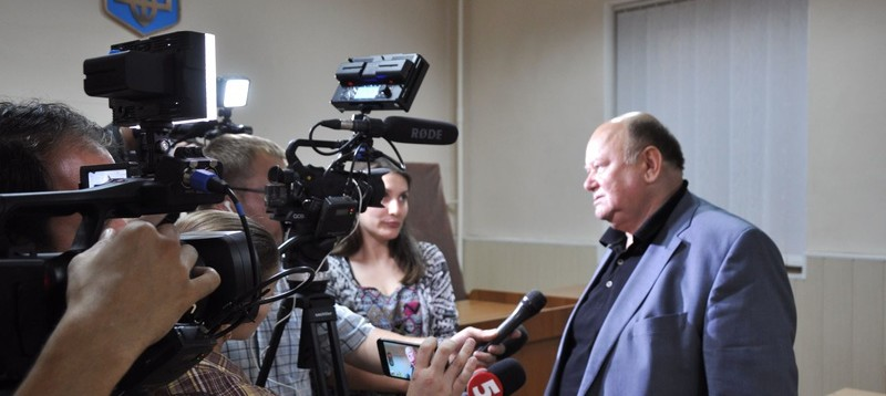 Мэра Торецка арестовали на 60 дней без права залога