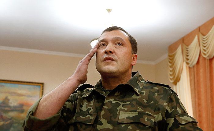 Бывший главарь «ЛНР» мечтает расширить границы непризнанной «Новороссии»