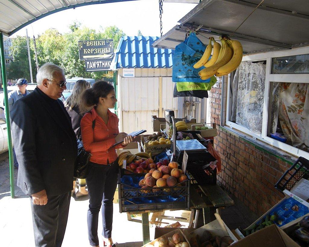 Какие цены на продукты сегодня в Луганске
