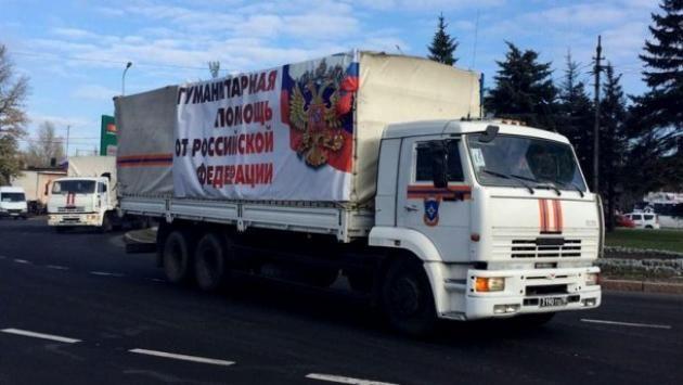 Путинские «гумконвои» вывозят награбленное оборудование в Россию
