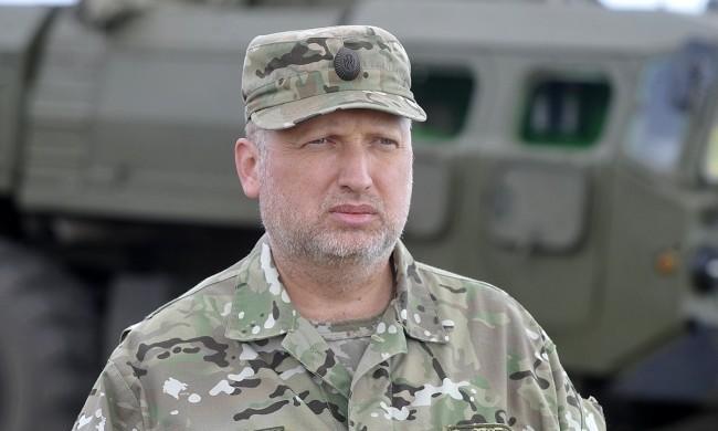 Украина успешно испытала новую боевую ракету — Турчинов