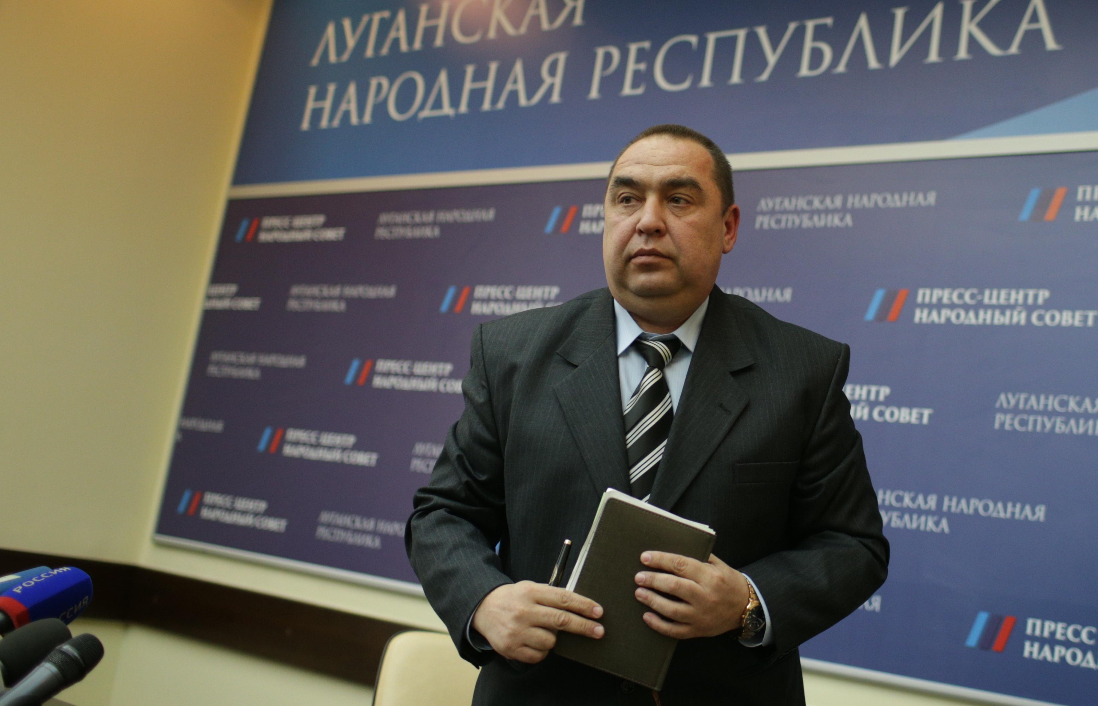 Группировка «ЛНР» объявила ультиматум предприятиям Ахметова и Ко