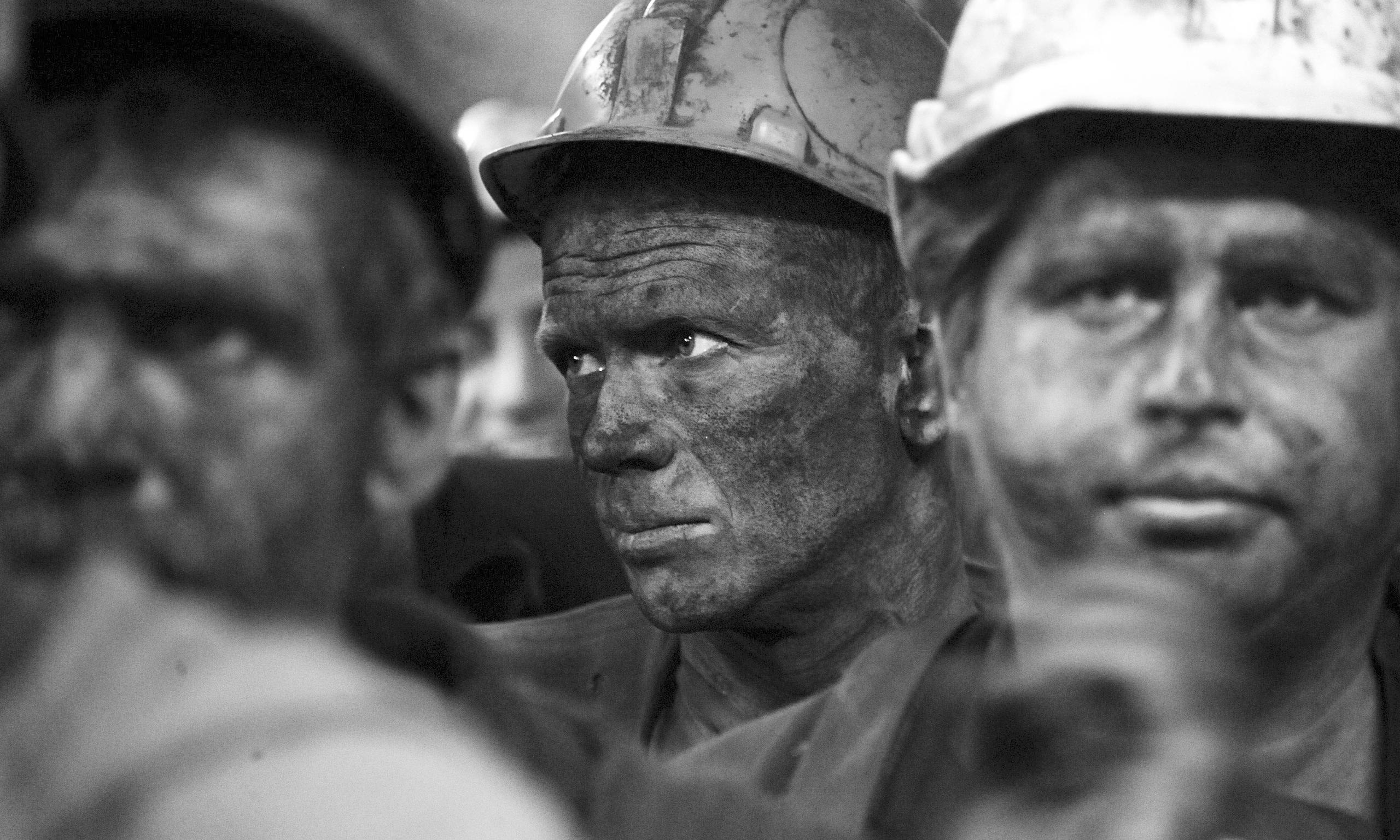 Шахтерское дежавю. На шахты возвращаются 90-е