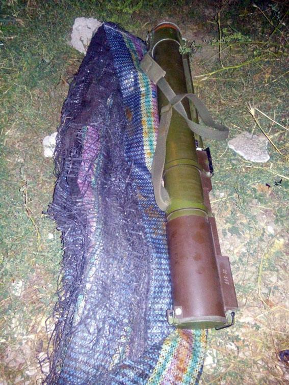 В Мариуполе в заброшенном здании дети нашли гранатомет (фото)