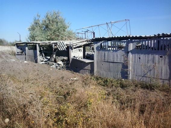 Боевики ночью обстреляли Авдеевку в Донецкой области (фото)